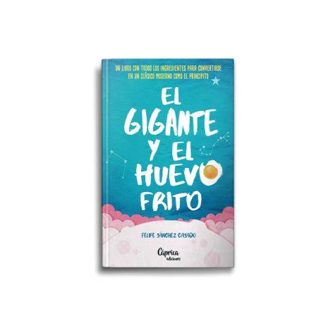 Libro El gigante y el huevo frito